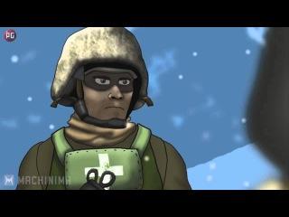 Друзья по Battlefield -- Тим-бэг 2 Сезон 7 серия