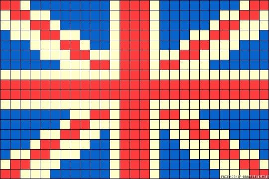 оформлении картинки по клеточкам флаги стран такую