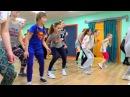 АртЛаборатория (Дубна) Hip Hop House Dance MK Julia Kudinova