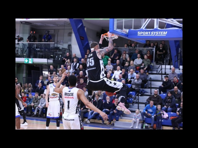 SHELEKETO s block alley oop ROBINSON to ZABELIN are among TOP 10 Plays of VTB League Week 20!