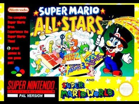 Super Mario All Stars OST Complete Soundtrack OSV Extended Version Original