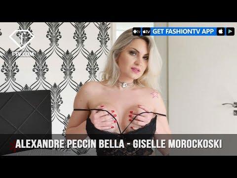 Alexandre Peccin Bella Giselle Morockoski FashionTV