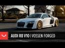 Audi R8 V10 | Hamana Japan | Vossen Forged VPS-304