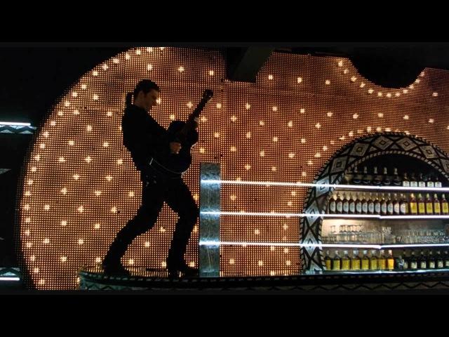 Gorgeous Sexy Antonio Banderas Singing Playing Guitar Sexy Music Video Desperado