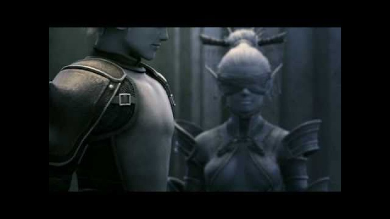 Lineage II Chronicle 3 Rise of Darkness CGI Movie E3 2004