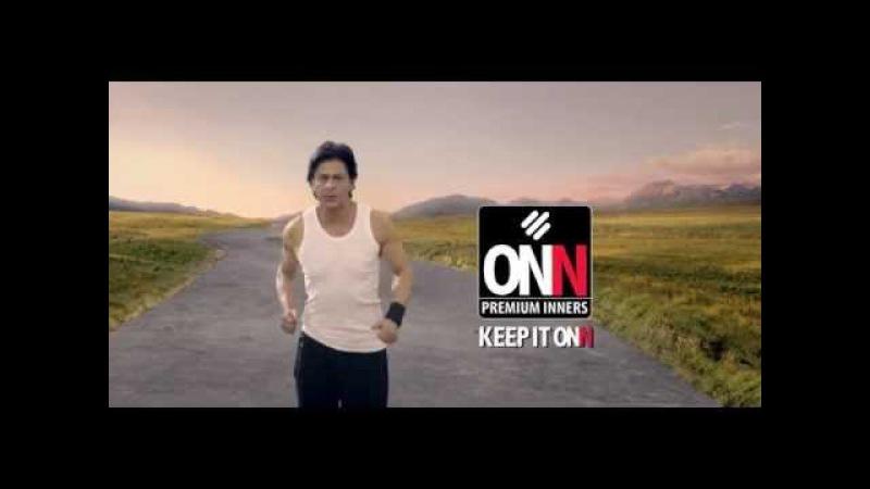 Shah Rukh Khan Keep It ONN Road Of Life Ad 2014