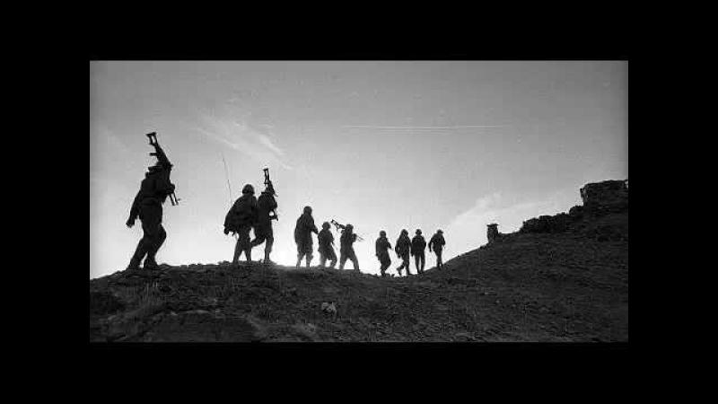 Батальонная разведка в исполнении группы КАСКАД