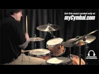"Used Zildjian 17"" K Custom Dark China Cymbal (UK0970-1020711O)"