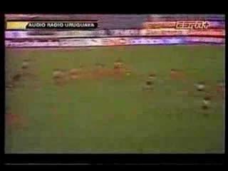 PEAROL GOL DE AGUIRRE FALTANDO 15 SEGUNDOS 1987