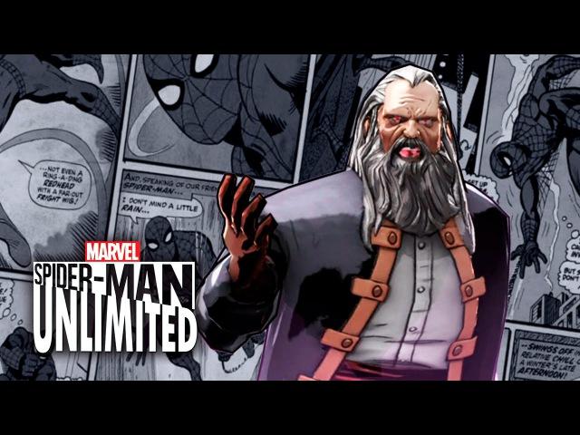 Hodgepodgedude играет Spider man Unlimited 12 2 сезон