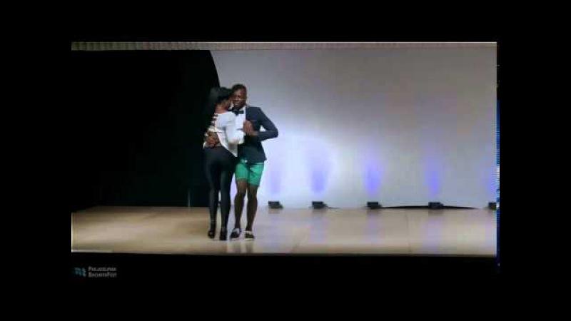 BEST Kizomba Tarraxinha Dance VIDEO 2015 Manuel Dos Santos Flavie Zimous