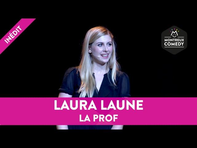 Laura Laune La prof
