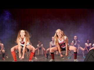 5 - Uptown funk (hip-hop 10-13) _Choreo by ROMAN ANANKO _ANANKO DANCE SCHOOL