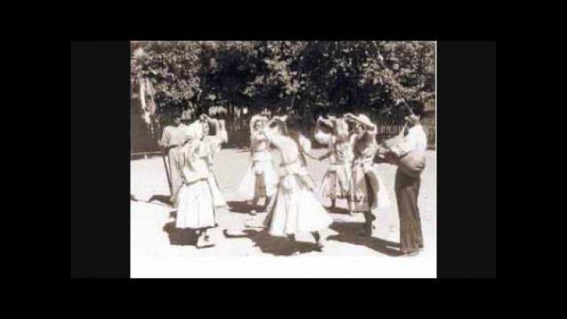 Sârba cu stacatură Sprightly dance