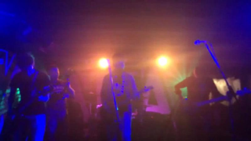 Letsmbdown Intro НИРВАНА Live Bar 27 09 15 Втихушку Электричество
