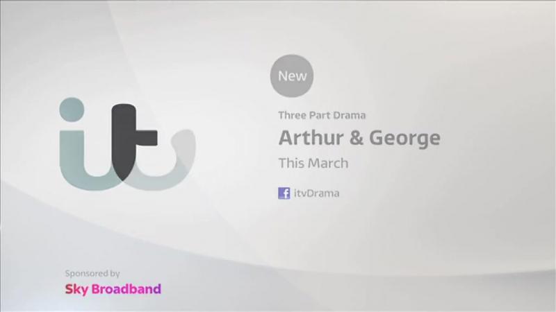 Артур и Джордж Arthur George 1 сезон Трейлер