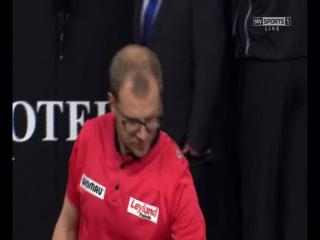 Adrian Lewis vs Mark Webster (World Grand Prix 2015 / Round 2)