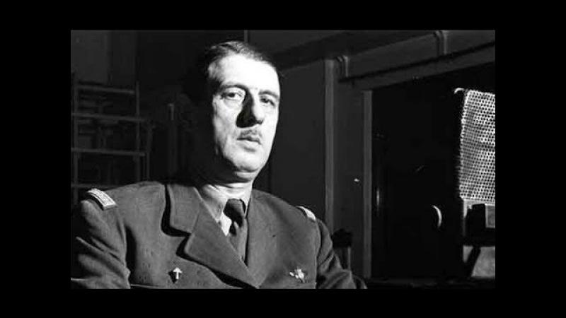 Де Голль Последний великий француз Тайны века
