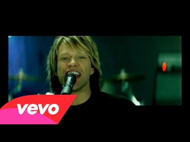 Bon Jovi - Its My Life (Official Music Video)