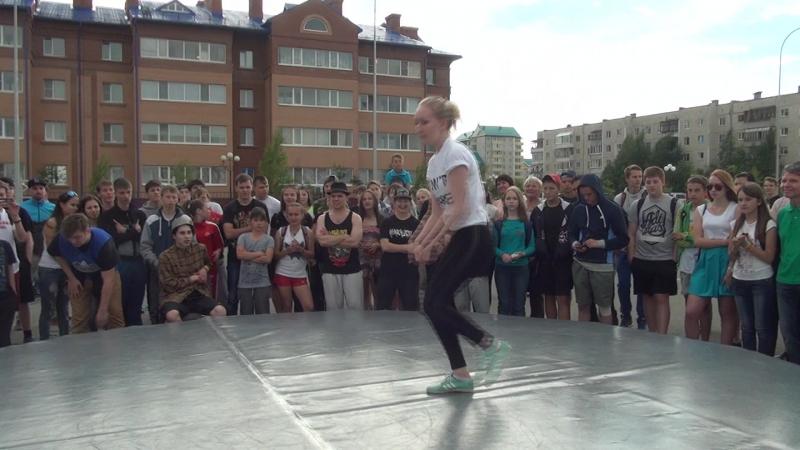 TROTUAR_2015 (Break-Dance)B-Girl Battle 1X1_1.MTS