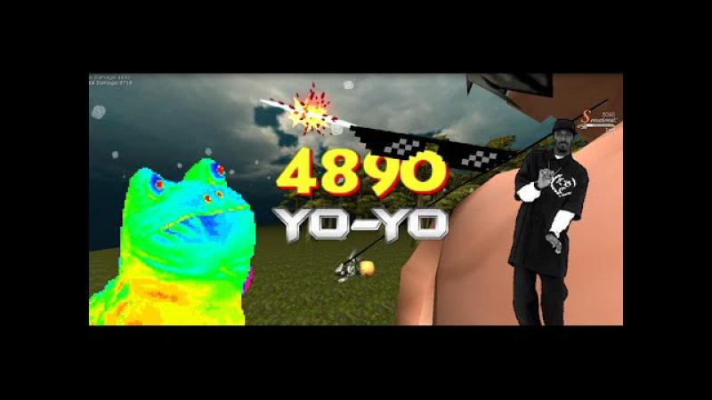 AOTTG Yo Yo fragmovie no reel rebind
