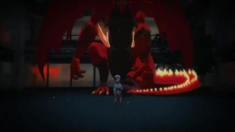 Chaos Dragon Sekiryuu Seneki Война красного дракона OP