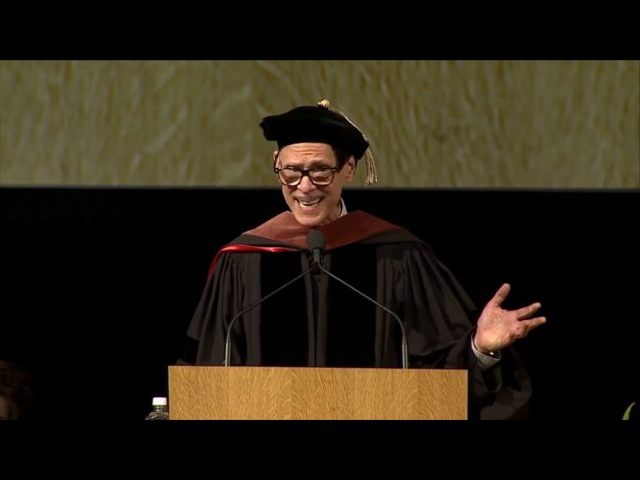 John Waters Commencement Address RISD 2015
