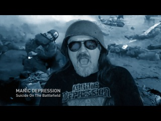 Manic Depression - Suicide On The Battlefield