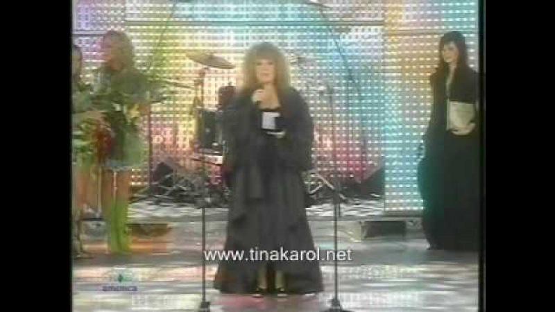 Награждение Тины Кароль (Новая Волна 2005)