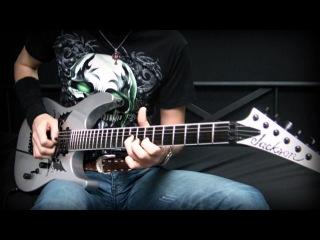 Hard Rock 80's ballad guitar solo improvisation - Neogeofanatic