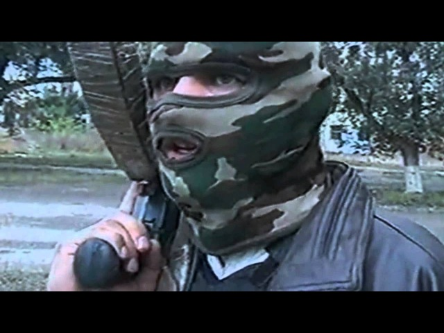 Чечня Контрабасы Сашка 'Буча'