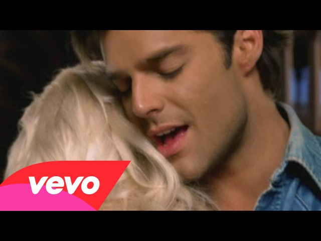 Ricky Martin Nobody Wants to Be Lonely Video Duet Radio Edit