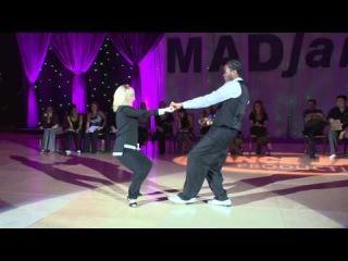 MADjam 2013 Champions J&J Markus Smith & Sarah Vann Drake