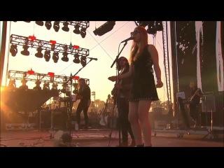 Hozier feat Este Haim - Jungle Love - Coachella - 04/11/2015