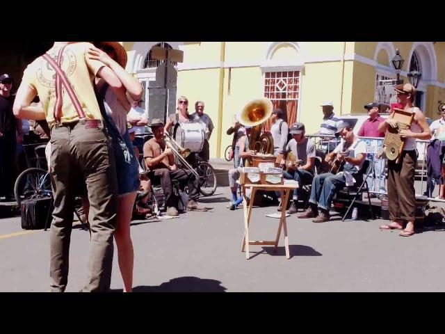 Tuba Skinny -Jackson Stomp --Tip the band at Venmo.com. More at Digitalalexa channel