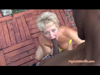 My hottie wife (mature, milf, bbw, мамки - порно со зрелыми женщинами)