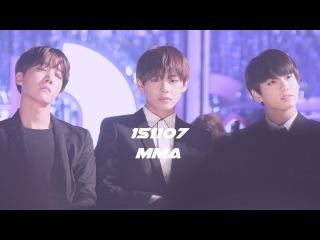 [FANCAM] 15/11/07 2015 Melon Music Awards - Ви во время выступления hyukoh