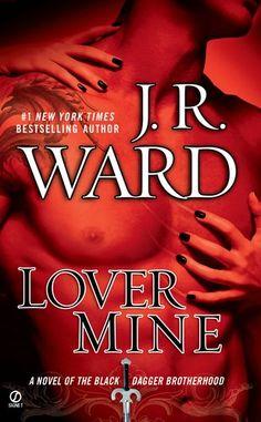 Lover Mine (Black Dagger Brotherhood #8)