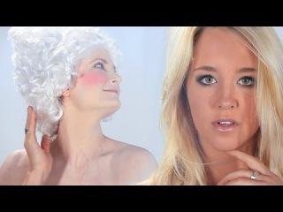 Как менялся макияж от древности до наших дней | Women's Makeup Throughout History