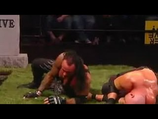 WWE Bragging Rights 2010 Kane Vs The Undertaker Buried Alive Match