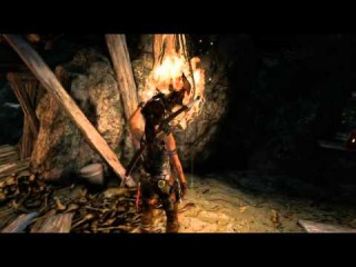Брейн проходит: Tomb Raider 2013 - [МЕРТВЫЙ БЕРЕГ] #12