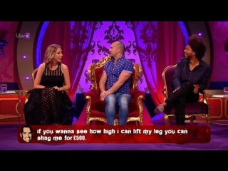 Safeword 1x03 - tinchy stryder, russell kane, louie spence, johnny cochrane