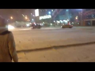 Парень издевается над ГИБДД шниками! Погоня на Дирижабле