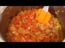 Diet №5 Томатный крем-суп с креветками и чесночными крутонами