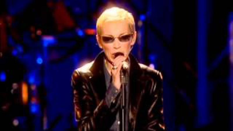 Eurythmics Here Comes The Rain Again live 46664 THE EVENT