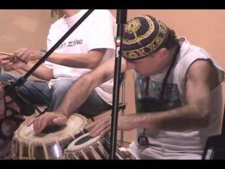 Rupesh  Tribal Meditation Live in Tokyo ルペッシュ  Dynamic Medetation Percussion