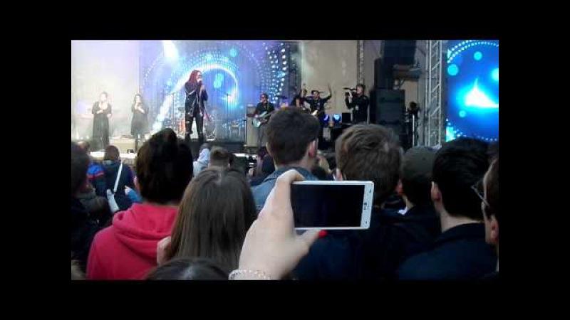 Stefanie Heinzmann Diggin in the Dirt Live in Hamburg
