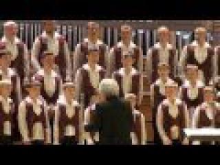 РИМСКИЙ-КОРСАКОВ «Полет шмеля»  Владимирская хоровая капелла мальчиков и юношей