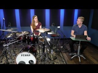 Anika Nilles Grooves  Fills from Pikalar (Drumeo)