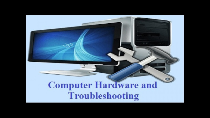 How to Scan computer hardware all part is ok now